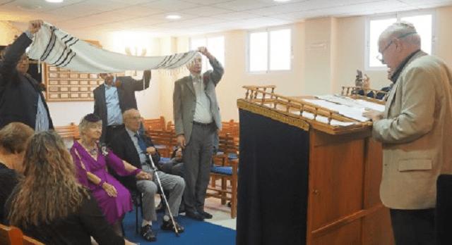 Judíos en Benidorm: una kehilá muy especial