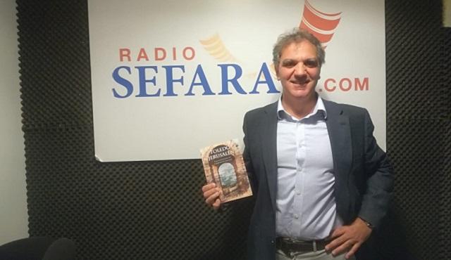 """""""Toledo- Jerusalén"""" con su autor Gonzalo S. Rey"""