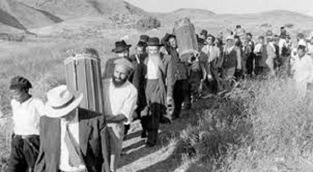 Justicia para los refugiados judíos, con Lynn Julius