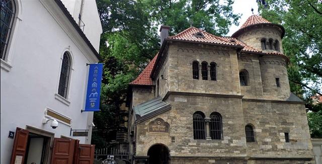 El barrio judío de Praga y una novela