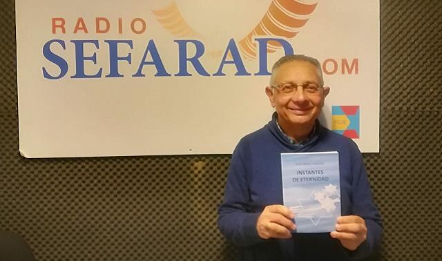 """""""Instantes de Eternidad"""" con su autor José Israel Garzón"""