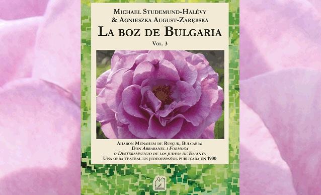 "La boz de Bulgaria. ""Don Abrabanel i Formoza"", de Aharon Menahen"