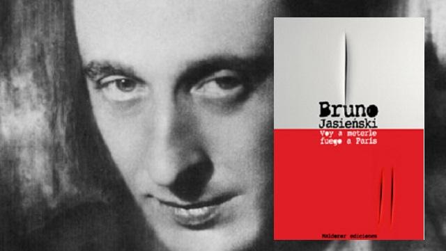 """Bruno Jasienski y su obra """"Quemo Paris"""""""
