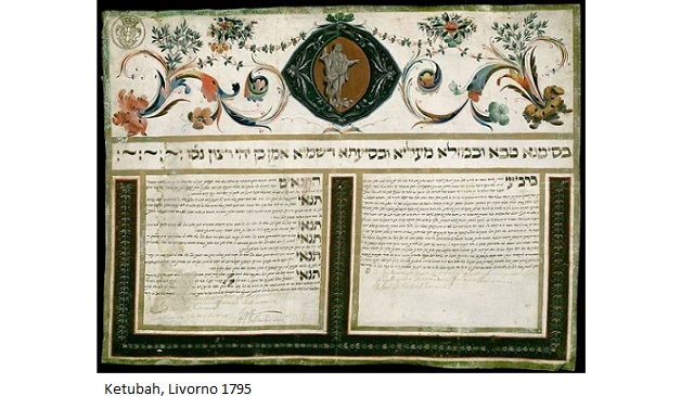 Ketubbot Registers of Livorno:  A Key to Jewish History, with Alain Nedjar