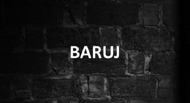Baruj, el bendito