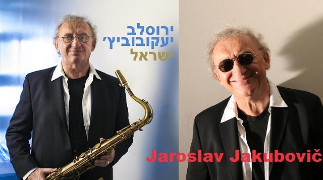 """Jaroslav Jakubovič: simplemente """"Israel"""""""