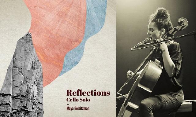 Maya Belsitzman y sus reflejos