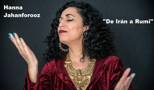 Hanna Jahanforooz, de Irán a Rumi