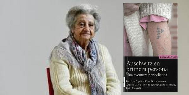 """""""Annette Cabelli, Auschwitz en primera persona"""""""