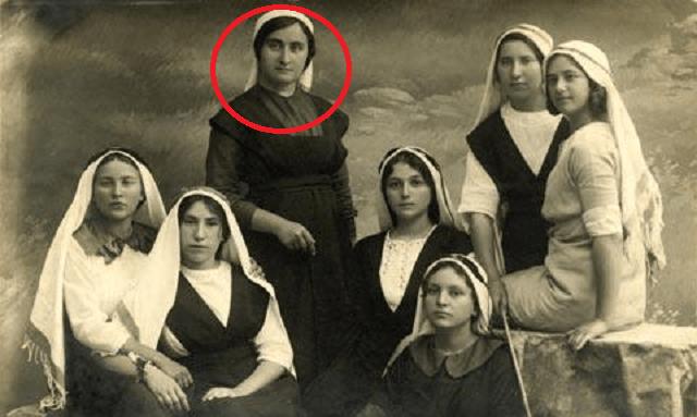 Sara Azaryahu, maestra y activista feminista