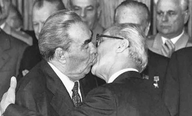 Honecker y el final de la República Democrática Alemana