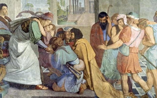 Josef (José): el hijo preferido