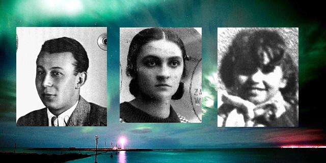 En nuestra memoria, Hans (John) Sachs, Laura Ellenbogen y Monique Jackson
