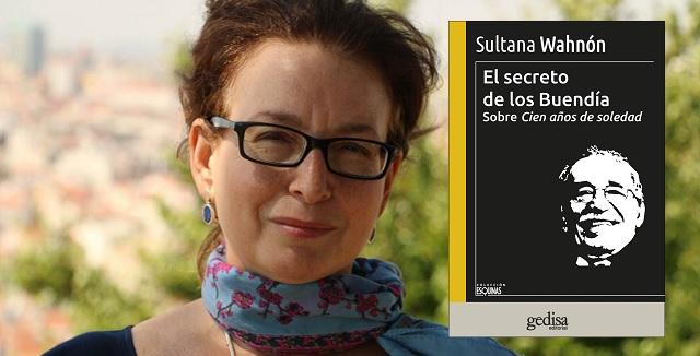 """""""El secreto de los Buendía"""" Sobre """"Cien años de soledad"""", con su autora Sultana Wahnón"""