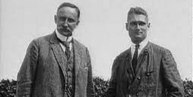 Karl Hausshoffer y la geopolítica nazi