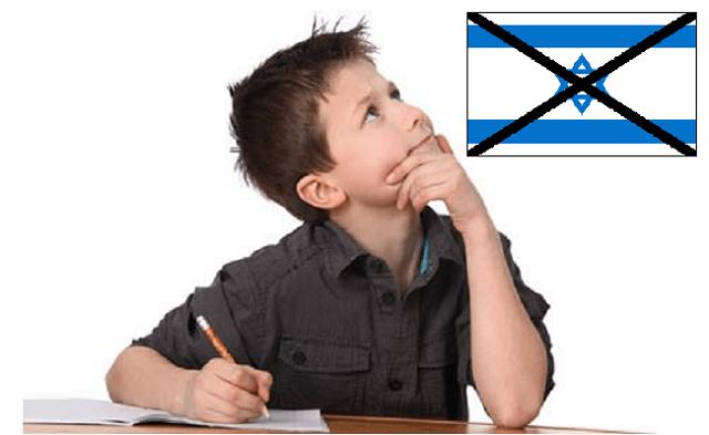 Yo, de mayor, quiero ser anti-israelí