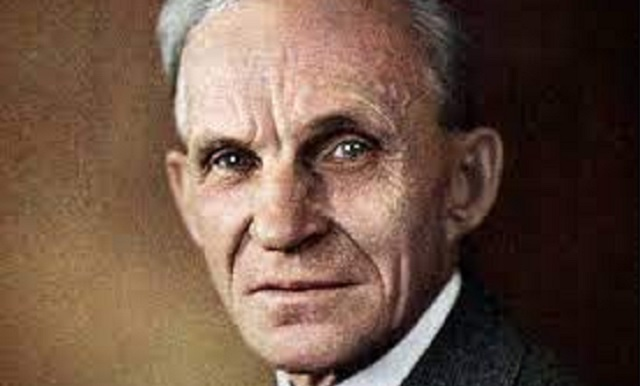 Henry Ford, el antisemita