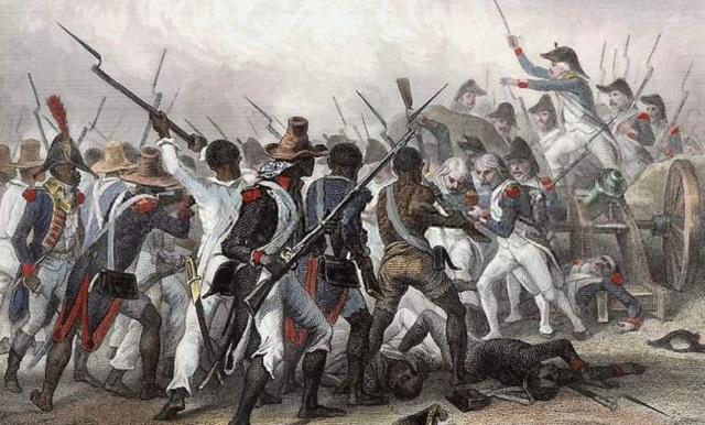 Los judíos de Leclerc, los soldados blancos en Haití (y 2ª parte)