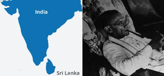 Colonialismo e imperialismo en el Oriente (21ª parte): Sri Lanka