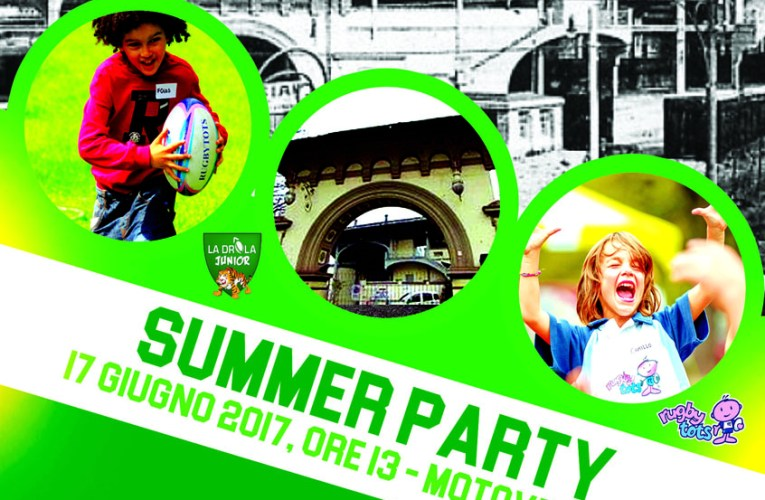 Summer Party – 17 Giugno 2017, ore: 13 Motovelodromo