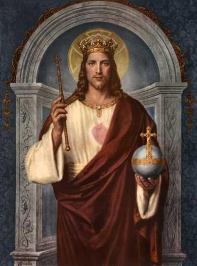 Il Cuore del Re (una galleria di immagini del Sacro Cuore di Gesù)