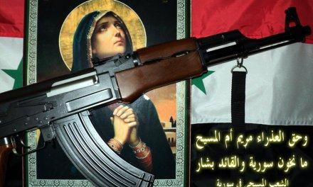"""Palma e Corona, simboli dei Nostri Martiri/ Cristiani siriani """"non vogliono rivoluzioni"""""""