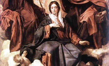 Teoria di immagini in onore dell'Assunzione di Maria Santissima