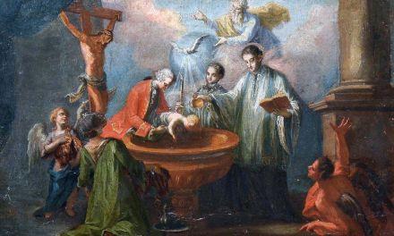 La necessità del battesimo per i neonati