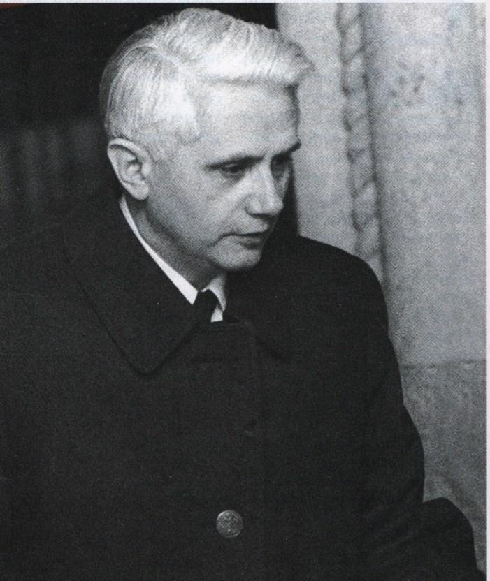L'abdicazione di Benedetto XVI: un unicum nella storia