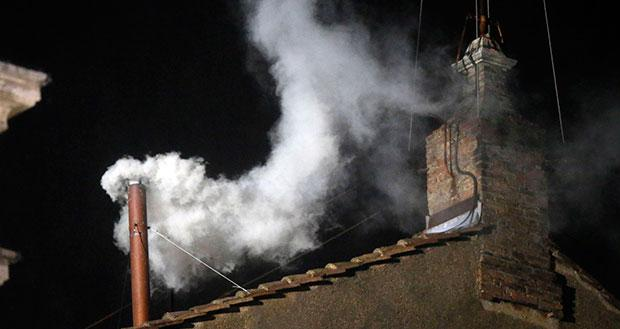 Fumata bianca