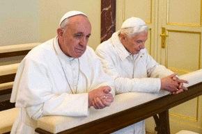 """Il """"Papa emerito"""", il """"Vescovo di Roma"""" e il giudaismo"""