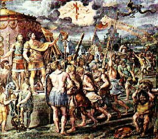 Costantino e la nascita della Societas Christiana (parte 2 di 3)