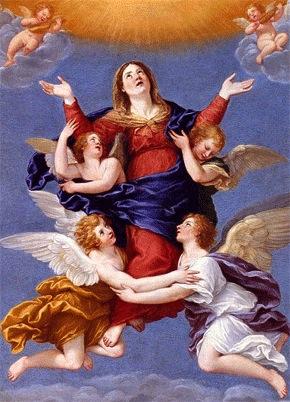 L'assunzione della Vergine Maria
