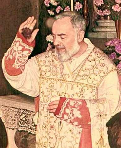Pensieri di Padre Pio