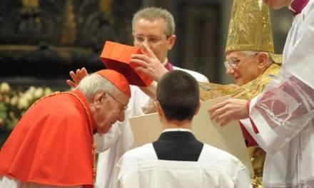 Il Card. Domenico Bartolucci è tornato alla Casa del Padre