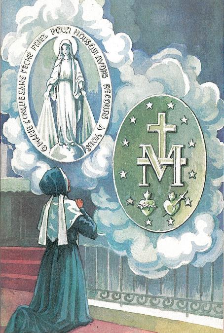 Oggi è la Festa della Medaglia Miracolosa (sapete cos'è?): alle 17 va recitata la supplica