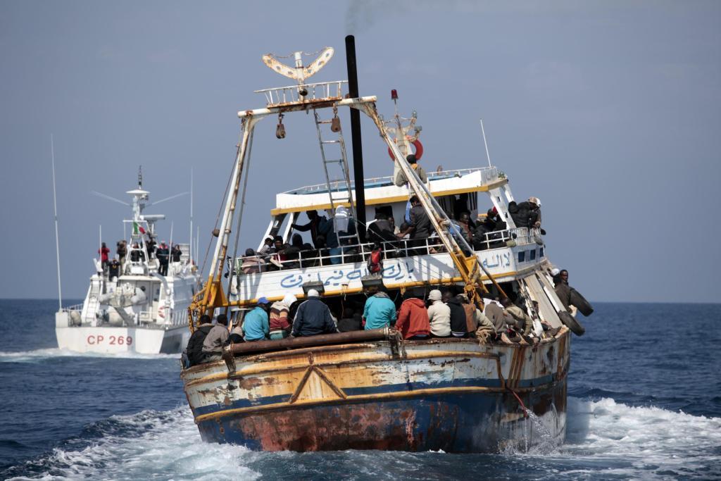 Lampedusa, nuovi sbarchi di immigrati