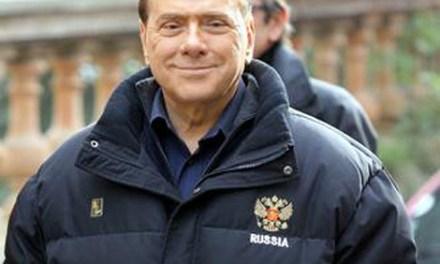 Berlusconi condanna l'espulsione della Russia dal G8
