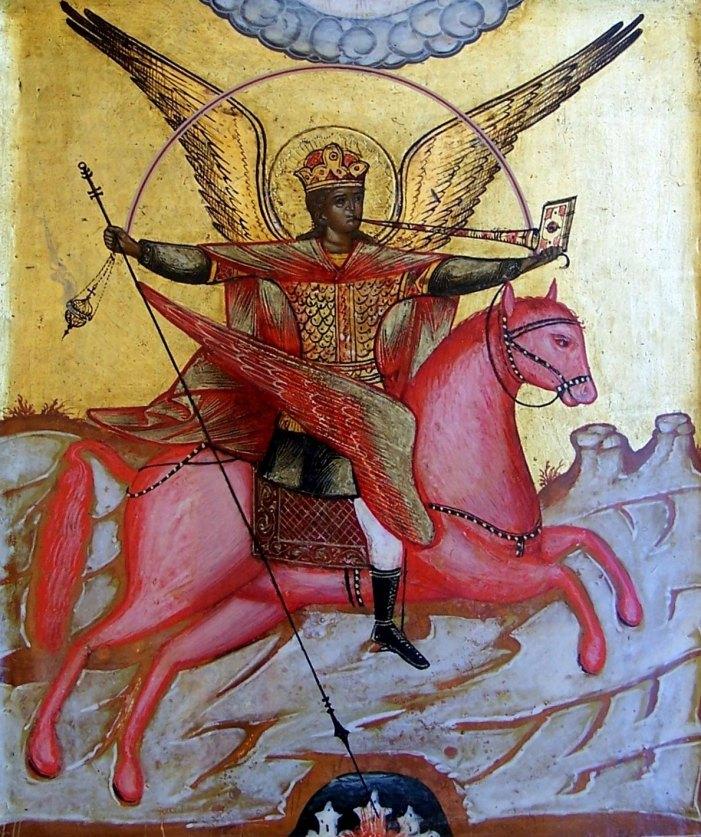 L'archetipo di tutte le battaglie: l'Arcangelo San Michele