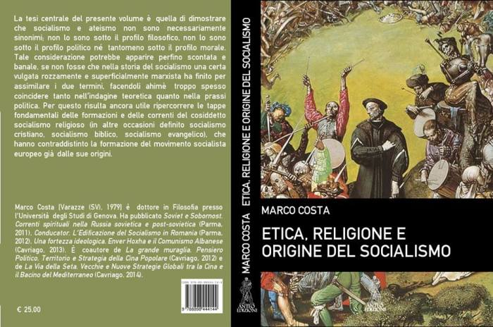 ETICA, RELIGIONE E ORIGINE DEL SOCIALISMO