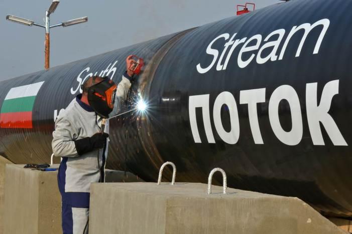 Oggi più che mai, South Stream