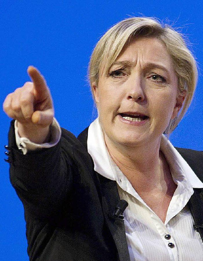 Le Pen continua a crescere, ora al 26%. Socialisti francesi all'osso. Netta avanzata euroscettica nel Continente.