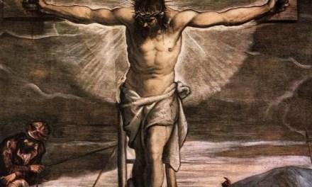 LA CROCE DELL'INFORME – Breve storia critica del Crocifisso nell'arte (prima parte)