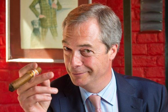 Confermato trionfo UKIP di Farage in Gran Bretagna