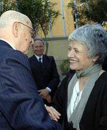 Barbara Spinelli (Tsipras) al Bilderberg!