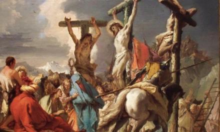LA CROCE DELL'INFORME – Breve storia critica del crocefisso nell'arte (settima parte)