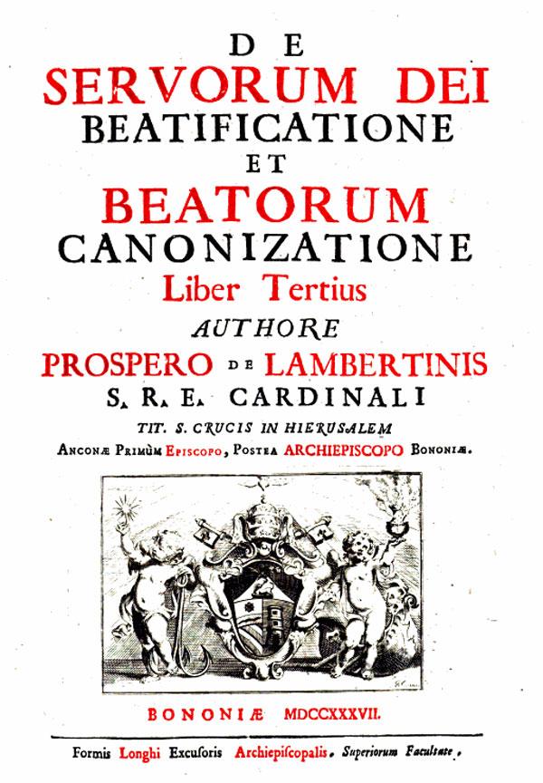 LE FALSE CANONIZZAZIONI ED IL TRIONFO DI SATANA SECONDO I MODERNISTI