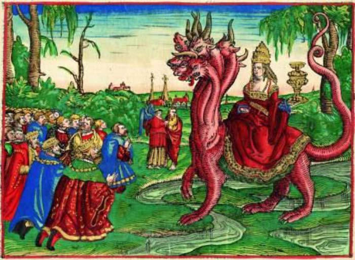 La Chiesa del Sinodo: Sposa immacolata di Cristo o prostituta del mondo?