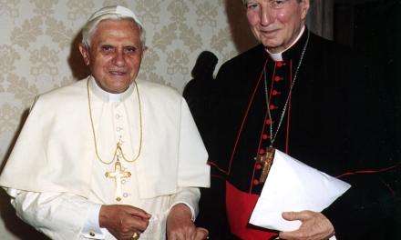 Modernismo: riflessioni di F. Spadafora su J. Ratzinger