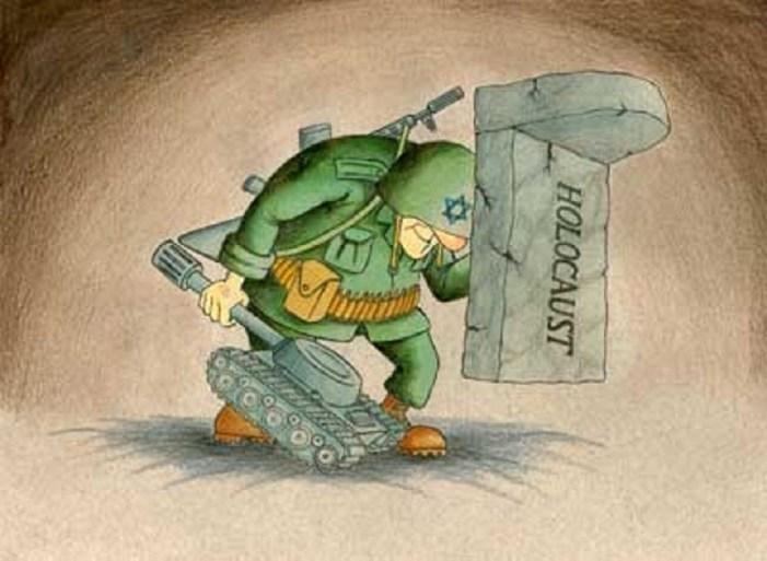 Sfruttare l'Olocausto per intervenire in Siria